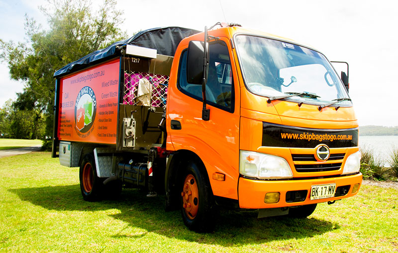 Rubbish removal Belmont North NSW